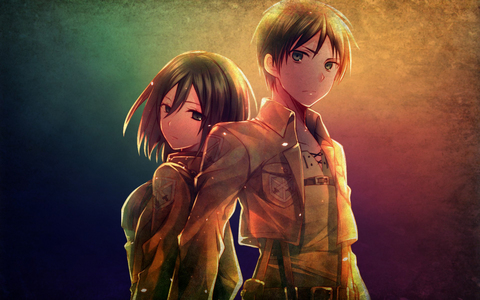 Do you like Eren and Mikasa together? Do you think that they will, soon enough, be a couple?