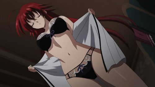 If Risa Gremory was real would あなた F#ck her?
