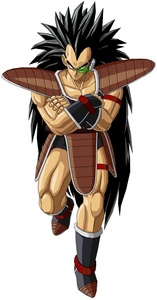 What would happen if Raddiz came to Earth insted of Goku?