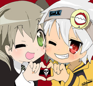 do Soul and Maka ever get to gether