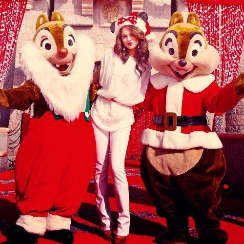 Selena Рождество Contest ^-^