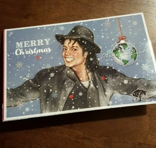 Merry Christmas, fellow moonwalkers! I amor y'all!
