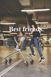 How did u find your best friend?