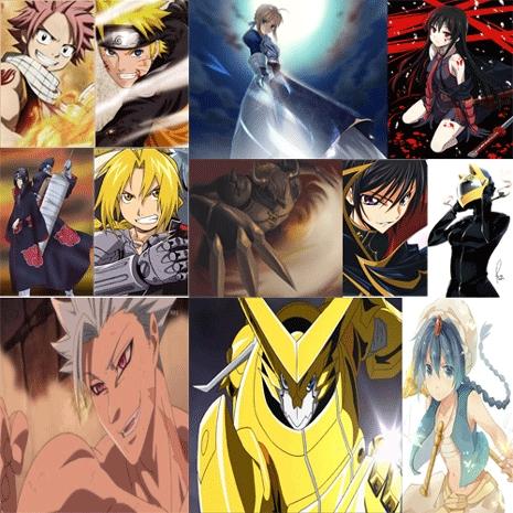 anime Legends of Tomorrow