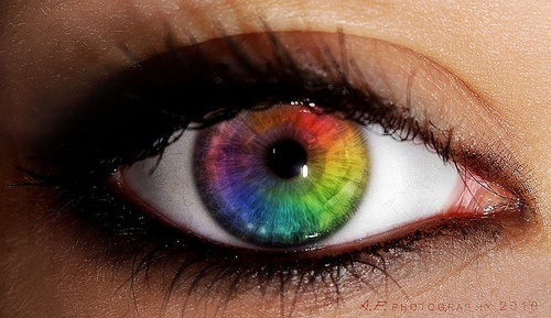 What color are your eyes?