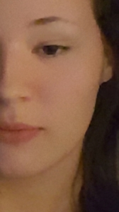 My girlfriend is white but I think she looks Asian.