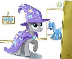 why do ppl ship Maud Pie and Trixie??