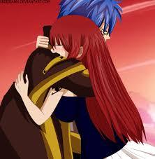 Is there anyway that Erza can marry Jellal? Why?