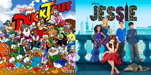 What are your favorit and least favorit disney TV shows?