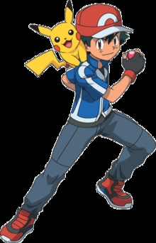 Who is ur পছন্দ characters in Pokemon mine is even though isn't smart, oblivious and tons of other things is