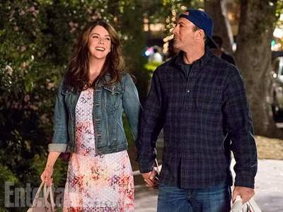 What are your favori Lorelai and Luke Moments?