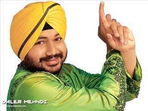 What is Daler Mehndi's middle name?