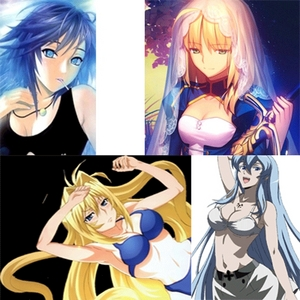 Which girls from the four Dere types do anda think are the hottest?