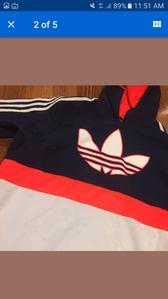 RARE need help identifyinga rare adidas originals hoodie