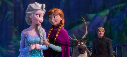 Do Du think Elsa and Anna are respectful towards one another?