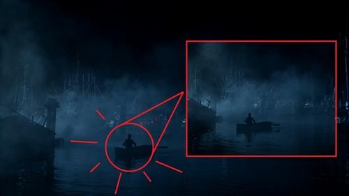 Where is Killian's hook?