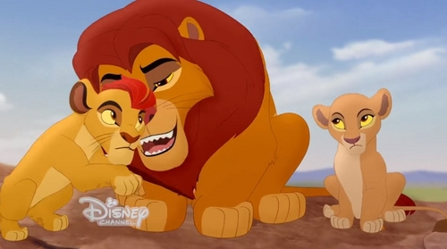 If Kion was present at Kovu's Exile, would he have taken Simba's side 或者 Kiara's side?. 或者 do 你 think he, like Nala, would not have got involved?.