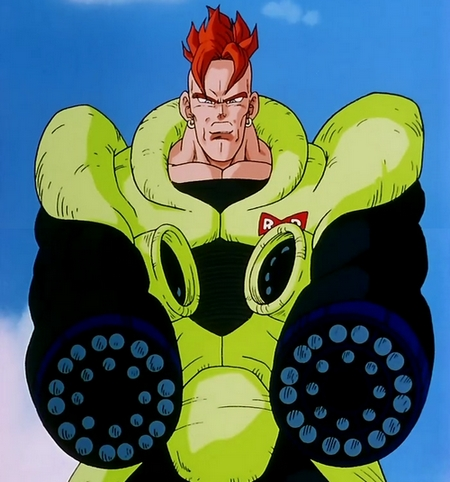 I was wondering guys if Android 16 was possibly stronger than 17 and 18.