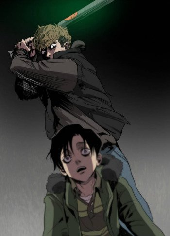How did آپ discover Killing Stalking?