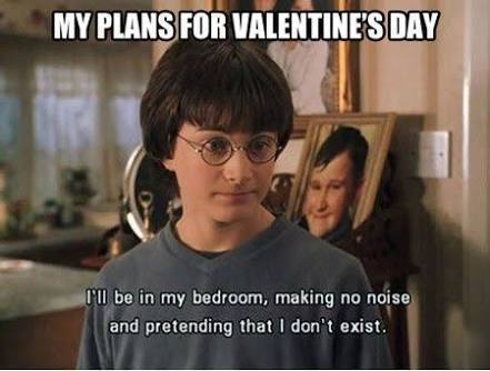 What are your plans for Valentines Day?