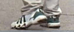 What's the name of this 90's pair of shoes?