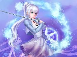 Who is the sexiest anime girl you know mine is Weiss