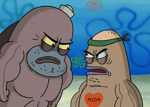 Welcome To The Salty Spitoon.