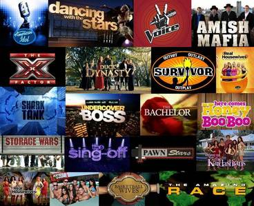 What is/are your favorito! tv reality show(s) ?