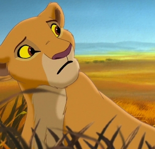 How old do Du think teen Kiara is in The Lion King 2 if she was a human?