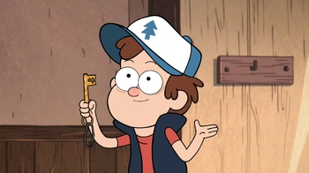 what is Dipper's real name?