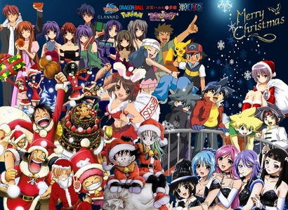 What Anime series do te want for Natale ?
