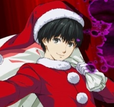 Post a your preferito o one of your preferito Anime character(s) in a Natale outfit