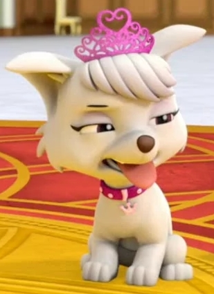 How does Sweetie from PAW Patrol look here?