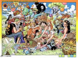 Is there anyone who is actually all caught up with One Piece? Be it the Movies,Episodes,Manga livres ou Video Games?