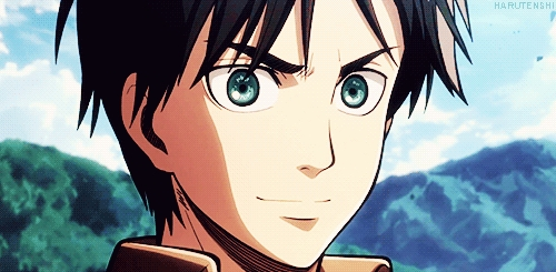 Who's your 最喜爱的 日本动漫 character with green eyes?