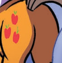 Is Applejack's butt sexy?