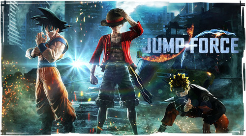 Anyone exited for Jump Force