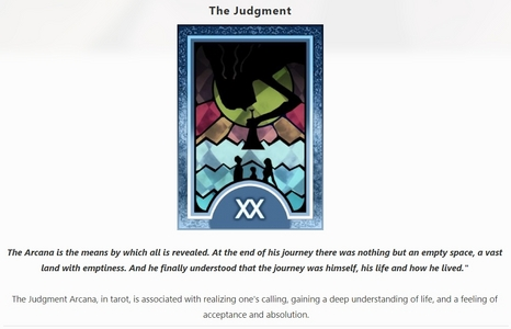 What is your Arcana according to this quiz?