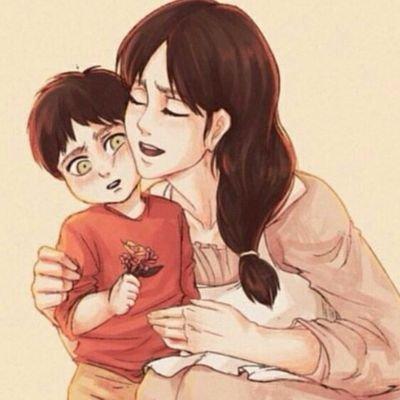 30 Days of Аниме challenge! день 24: Избранное mother + son relationship