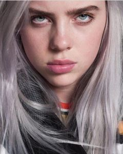 I sometimes wonder what i would say to Billie Eilish if we ever happened to meet. What would Ты say?