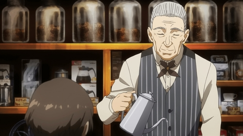 Tell us your favorite senior/old person anime character.