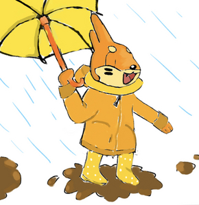 Gummistiefel und Schirme Clipart, Aquarell Regenstiefel, Sonnenschirme,  Wolken und Regen Tropfen, Schmetterlinge zum sofortigen download   Clip art,  Wellington boot, Watercolor clipart