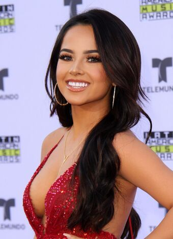 How come nobody likes Becky G?!? I don't get it! She can't be all that bad!