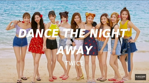 Your favourite Twice songs?