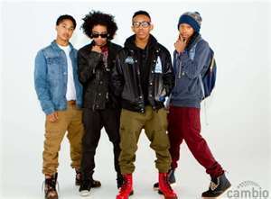 Mindless Behavior's Outfit