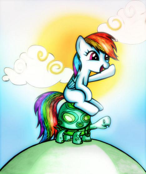 arcobaleno Dash