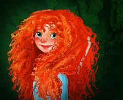 And now to end it with my favoriete Merida picture!!!