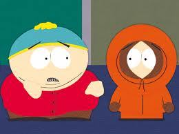 Cartman confronts Kinny