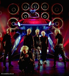 B.A.P - The first round that my contest had