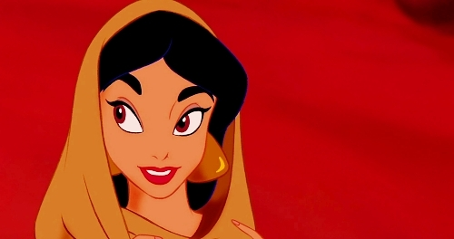I wish I could be you,Jasmine.